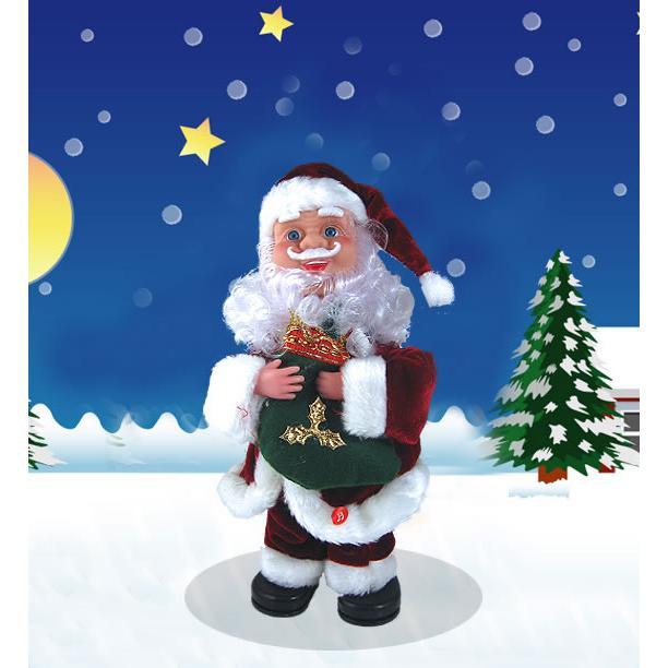 会跳舞的圣诞老人