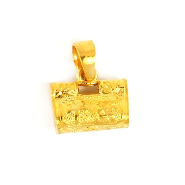 富贵平安锁