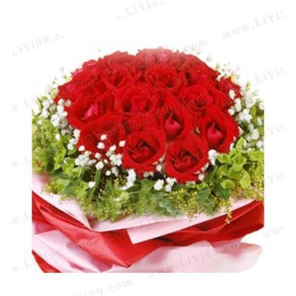 花束包装视频,11朵玫瑰花束包装方法,玫瑰花束包装 ...