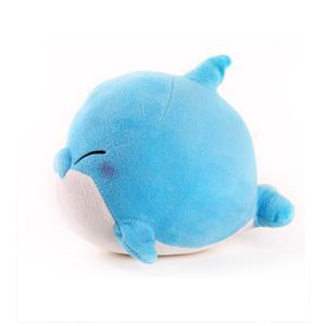 来自海洋的可爱 来自海洋的可爱海豚毛绒玩具一个