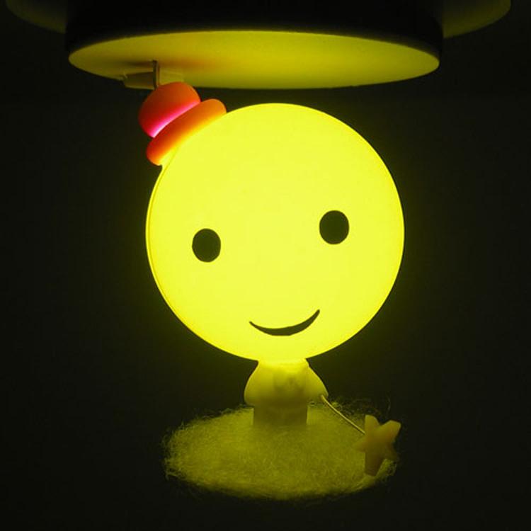 笑脸娃娃阳光罐子一个